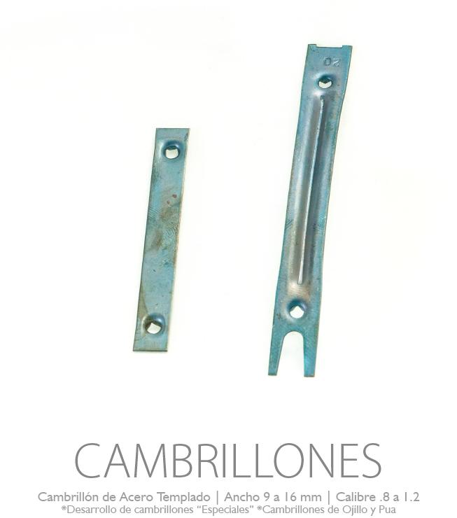 CAMBRILLONES